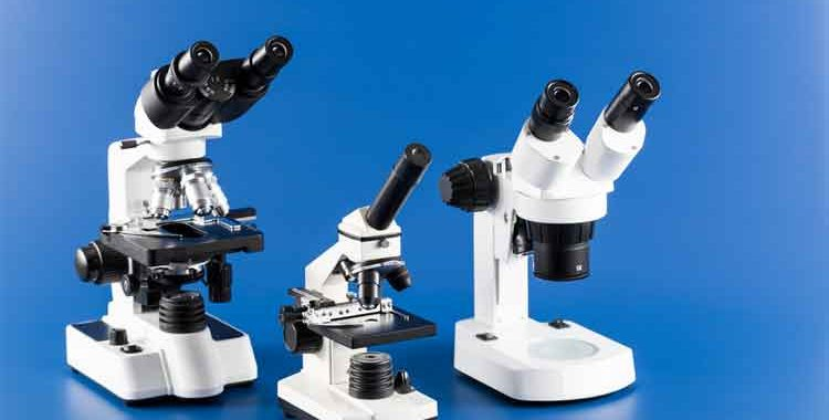 A Glimpse at More Advanced Monocular Microscopes