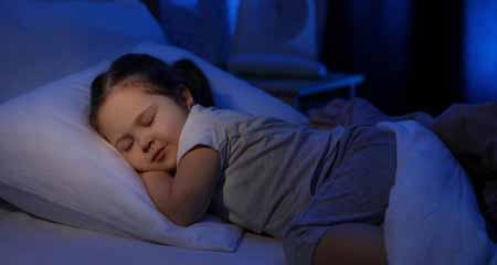 Saying Goodnight as a Bedtime Ritual