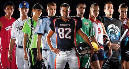What Images Are Ideal For Team Sports