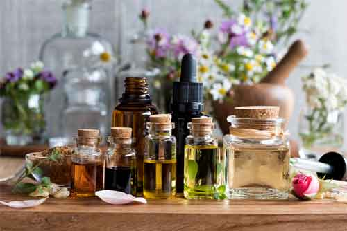 Essentials of an anointed oil