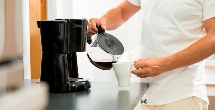 Use of a Coffee Maker